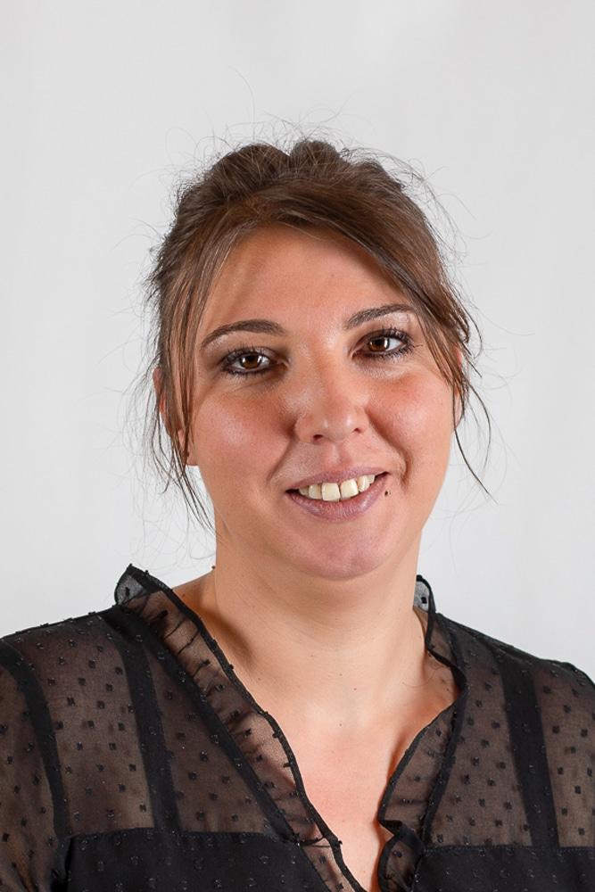 Justine Guchez est chargée de clientèle chez Anim'Action